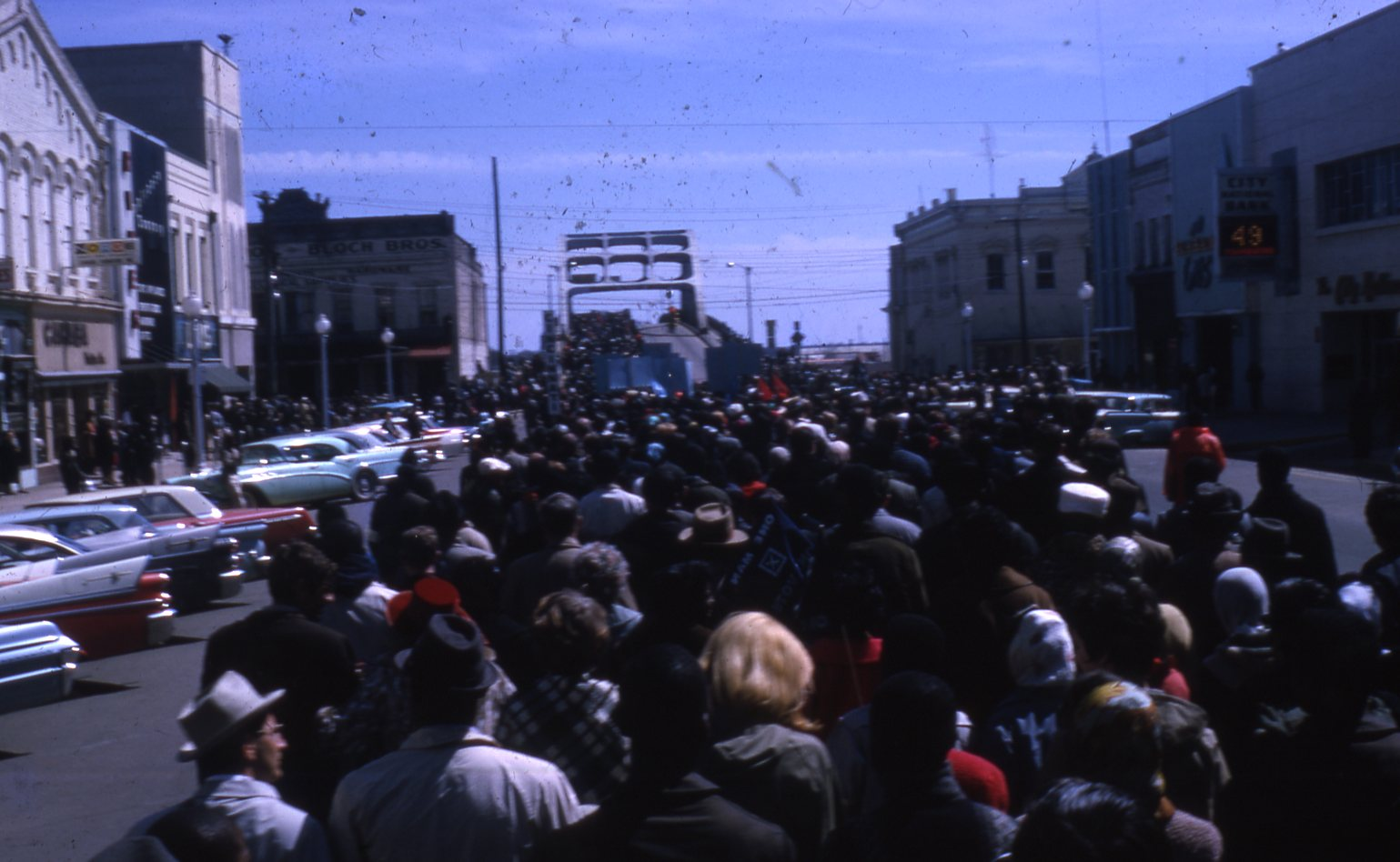 Found in the Archives: March on Selma slides