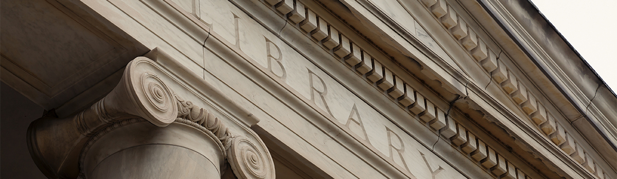 Library Services During Spring 2020