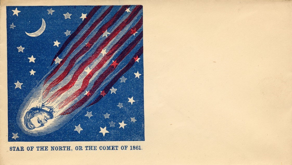 Ephemera in Special Collections & Archives: Star of the North, or The Comet of 1861